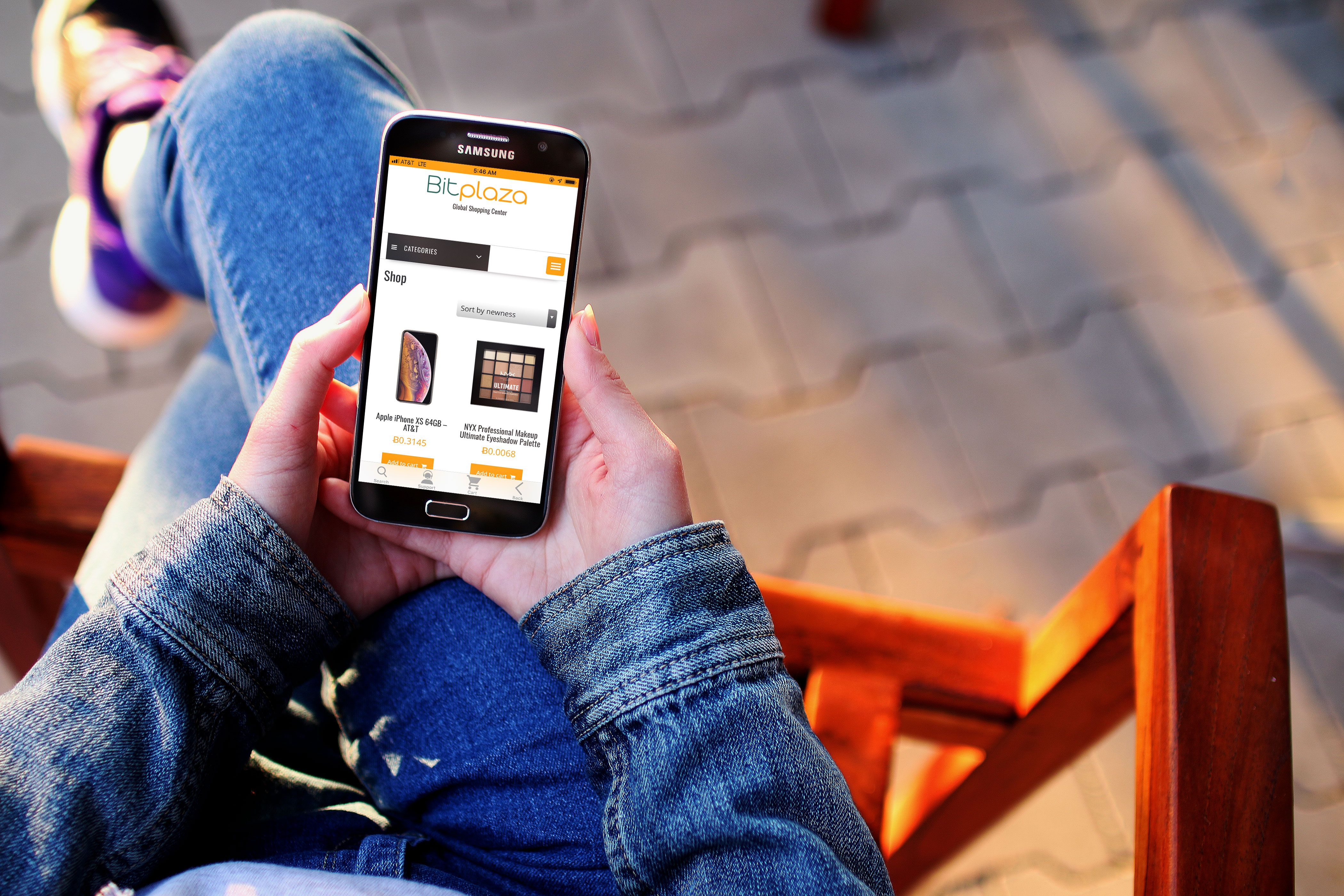 Bitplaza makes Shopping with Bitcoin Easy and Fun. The