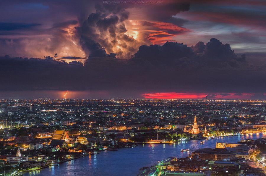 Bangkok Blast by Coolbiere. A., via 500px