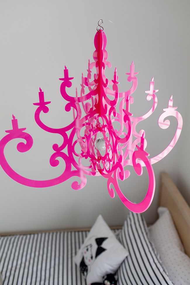 Colorful and Fun Acrylic Chandeliers | Chandeliers, Acrylics and ...