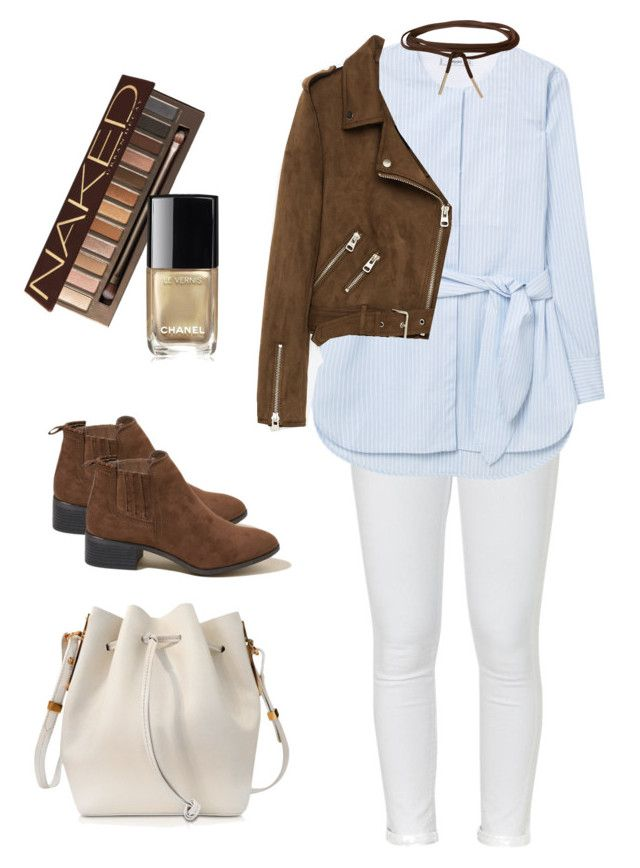 """""""Everyday outfit"""" by laura-f-mota on Polyvore featuring Paige Denim, MANGO, Humble Chic, Sophie Hulme, Freebird, Hollister Co. and Urban Decay"""