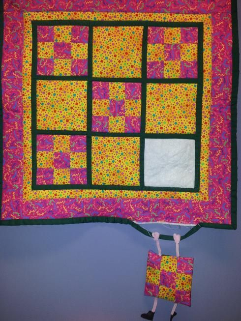 Pin By June Anderson On Quilts Quilts Quilted Wall