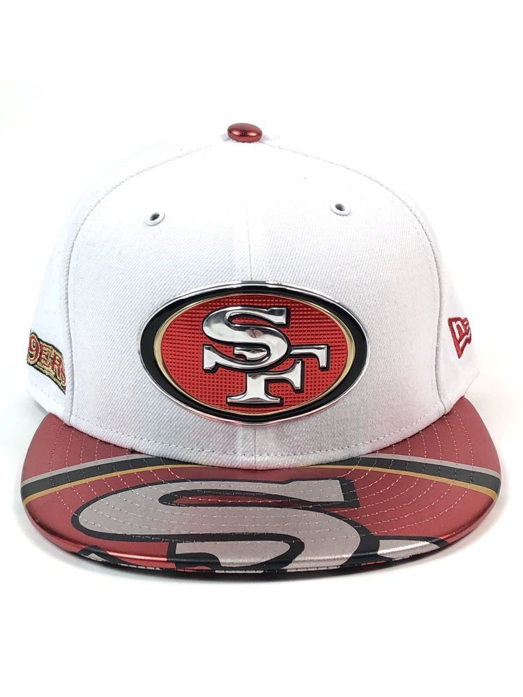 competitive price 739f7 c6e4b San Francisco 49ers New Era 2017 NFL Draft Official On Stage 59FIFTY Fitted  Hat   eBay  ninershat  49ershat  49ersnewerahat  newera  newerahat   ...