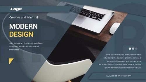 Corporate Promo After Effects Templates Free
