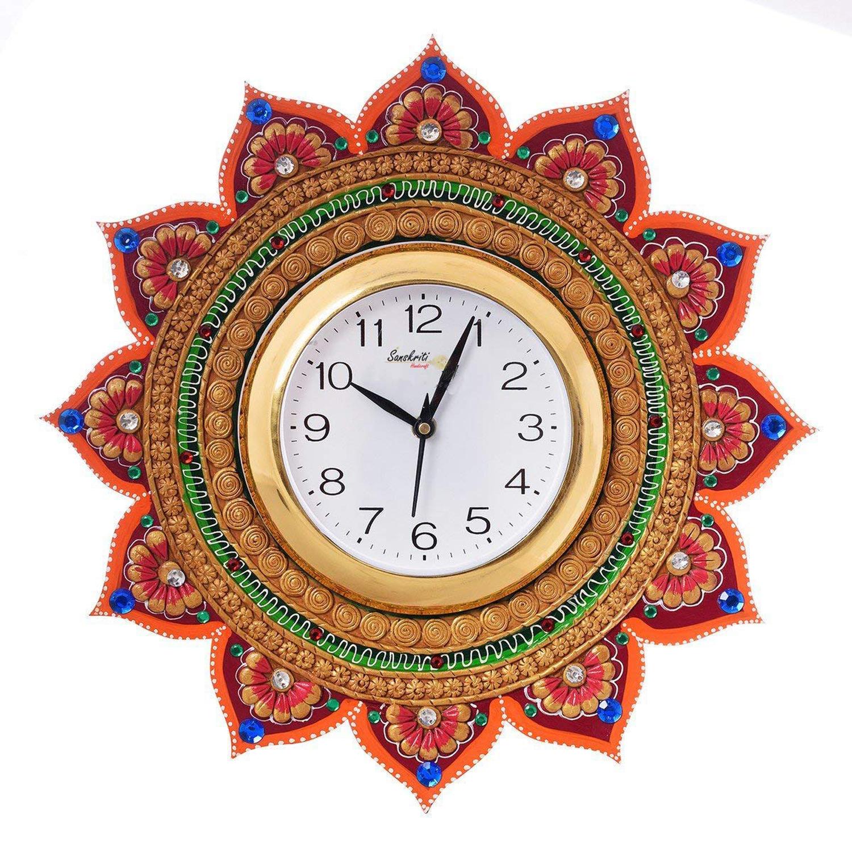 Handmade Wooden Wall Clock Wall Clock Wooden Handmade Wall Clocks Clock