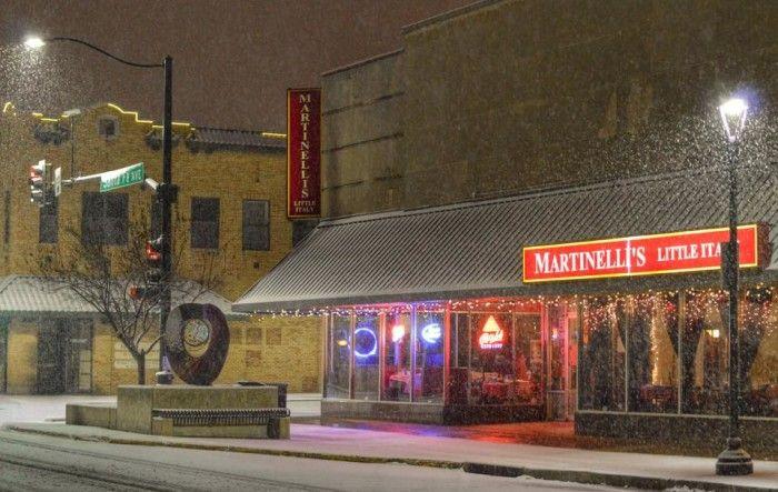 10 Italian Restaurants In Kansas