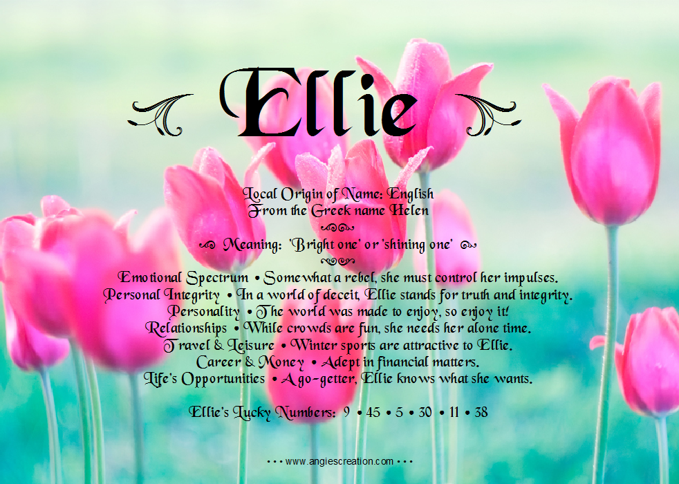 Pin by Michele Wedige on Name Meanings (With images ...