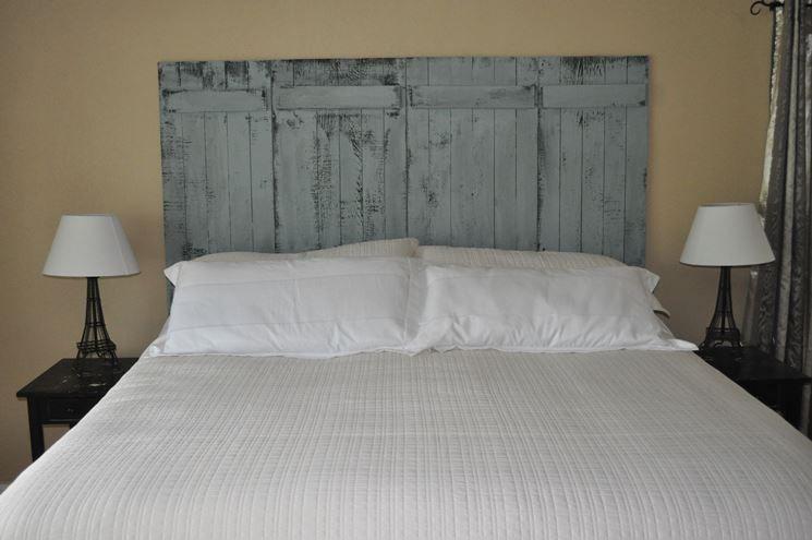 testata letto in legno riciclato - Cerca con Google | Progetti da ...