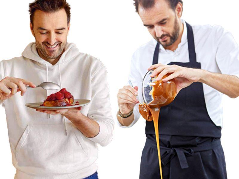 Cyril Lignac Tous En Cuisine Le Livre De Recettes Fait Maison 3 Sort Enfin Livre De Recette Cuisine Fait Maison
