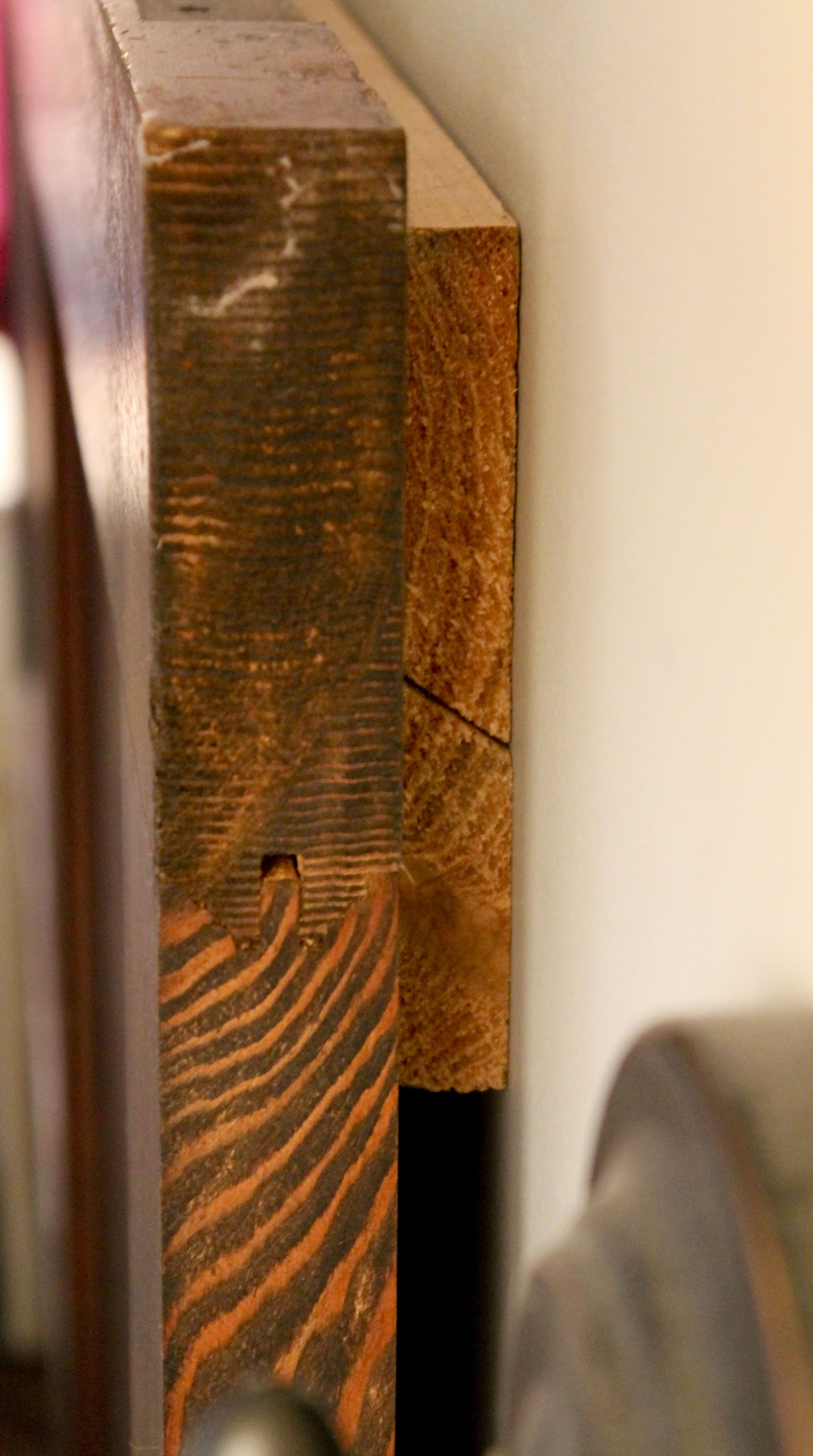 Hanging A Door As A Headboard Bedroom Ideas
