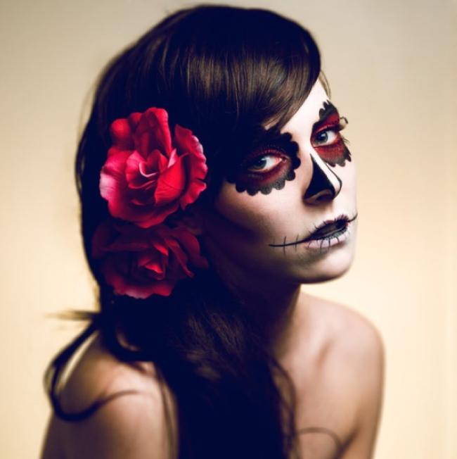 Maquillaje & estilo en Halloween