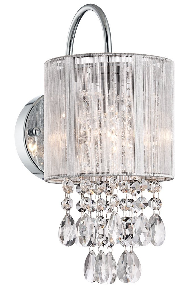 10 Stunning Crystal Chandelier Lights Victorian Wall Sconces Sconces Crystal Sconce