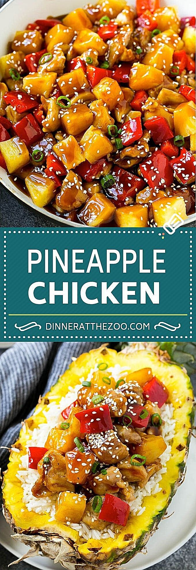 Pineapple Chicken  Hawaiian Chicken  Chicken Stir Fry  Pineapple Chicken  Hawaiian Chicken  Chicken Stir Fry