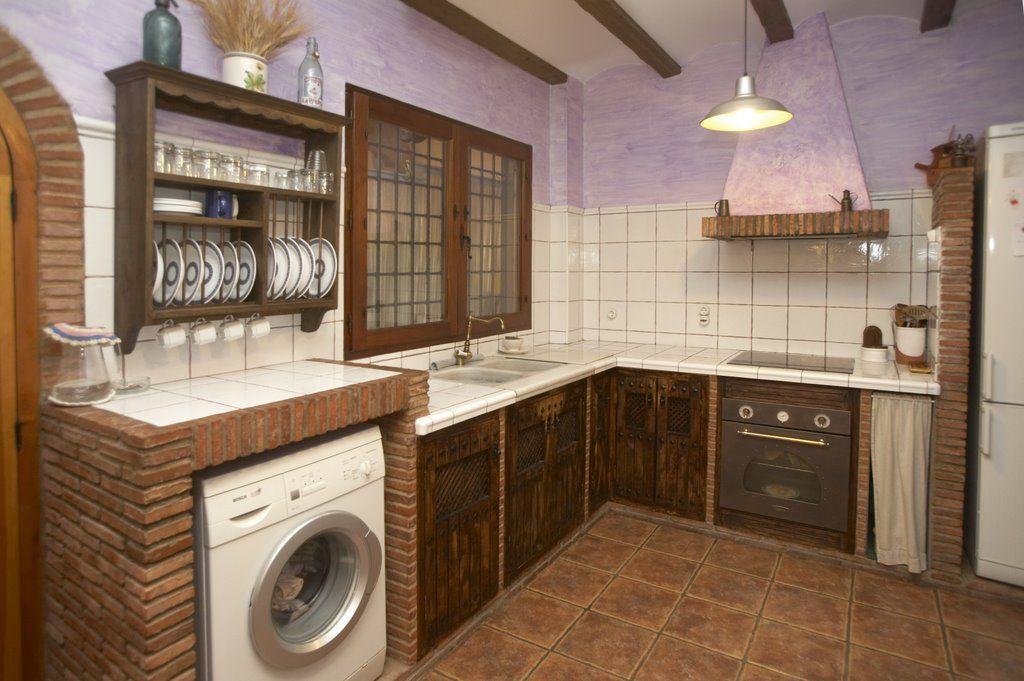#Decoracion #Rústico #Cocina #Dibujos #Encimeras #Mobiliario de cocina #Estanterias #Griferia