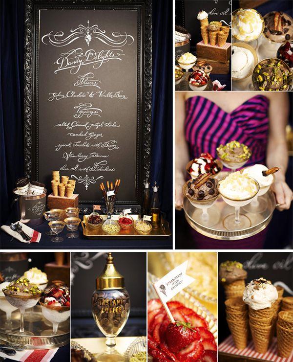 Diy Wedding Reception Buffet Ideas: Event Styling, Design Inspiration, DIY Ideas