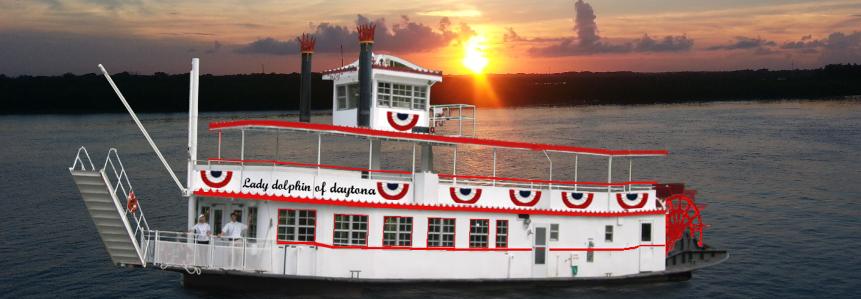Daytona Beach Dinner And River Cruise