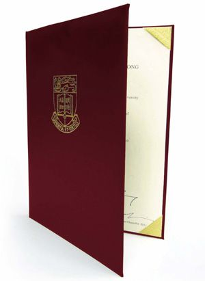 Certificate Folders Printing - offering all kinds of certificate ...