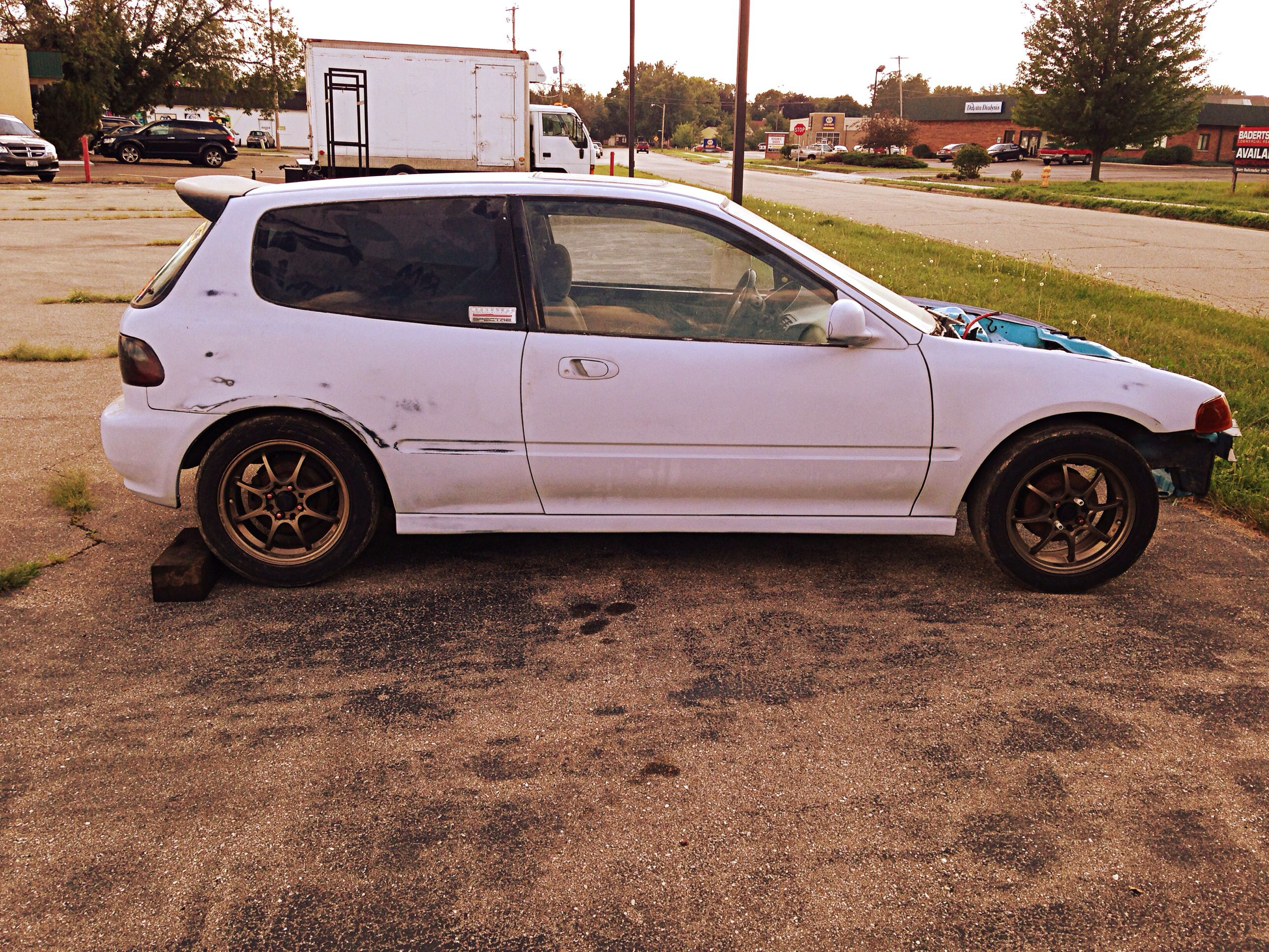 She's finna be the sexiest eg in the Midwest!