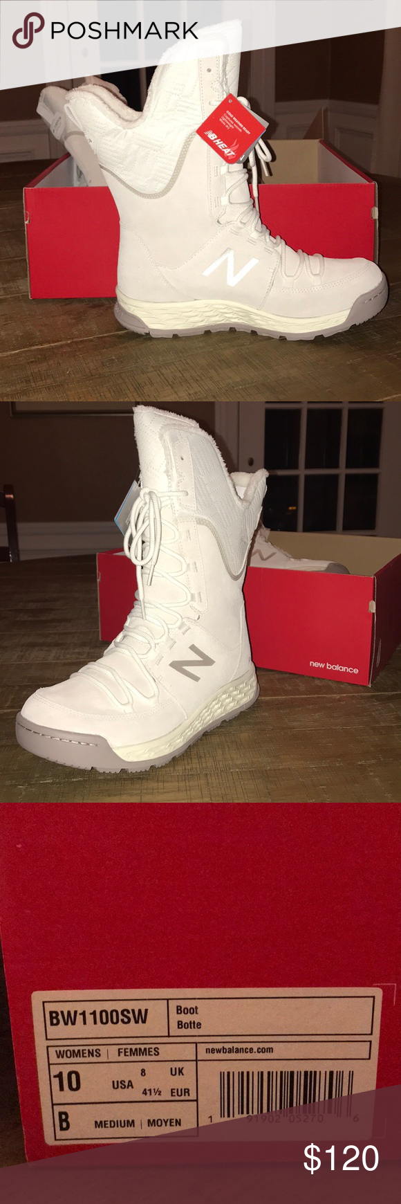 New Balance Fresh Foam 1100 Boot | New