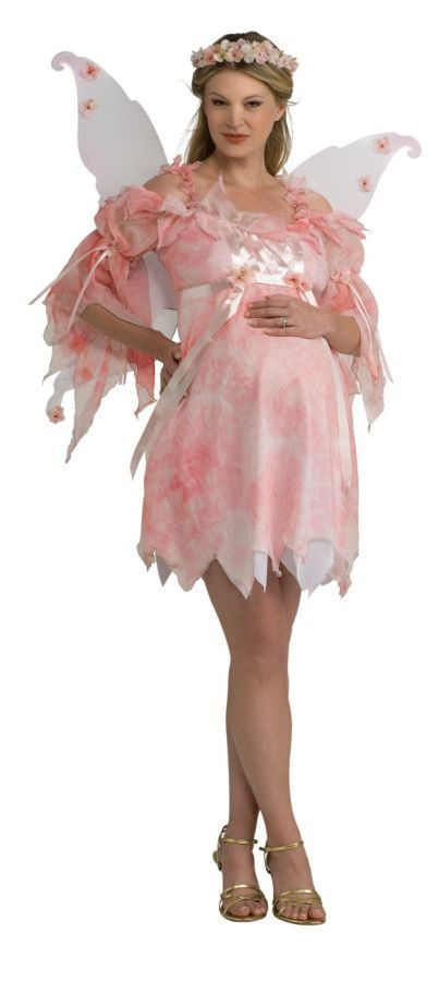 Maternity fairy adult standard Halloween costumes, Costumes and