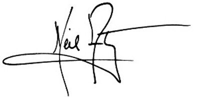 Neil Armstrong's signature | Signatures handwriting