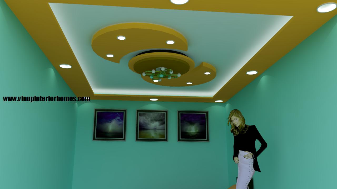 Small Bedroom False Ceiling Design 12 Latest Gypsum False