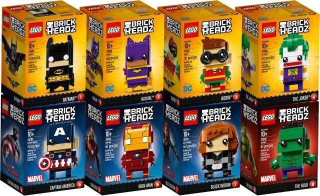 lego brickheadz avengers jouet club