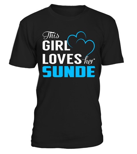 "# This Girl Loves her SUNDE .     Special Offer, not available anywhere else!Available in a variety of styles and colorsBuy yours now before it is too late! Secured payment via Visa / Mastercard / Amex / PayPal / iDeal How to place an order  Choose the model from the drop-down menu Click on ""Buy it now"" Choose the size and the quantity Add your delivery address and bank details And that's it!"