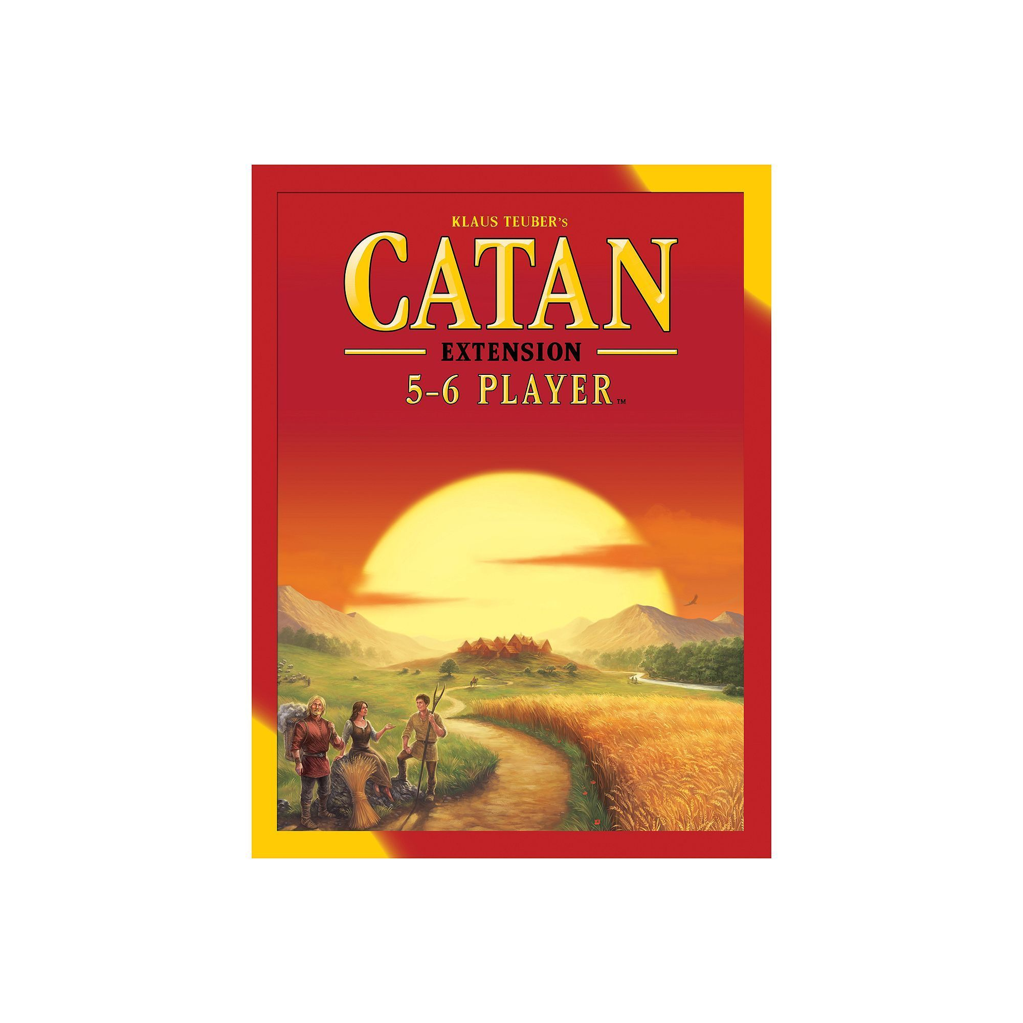 Catan 56 Player Game Extension by Mayfair Games Catan