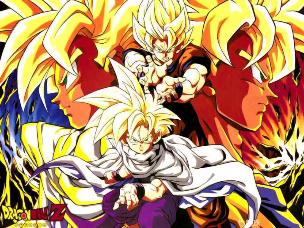 Dragon Ball Z Trunks Wallpaper Dragon Ball Dragon Ball Z
