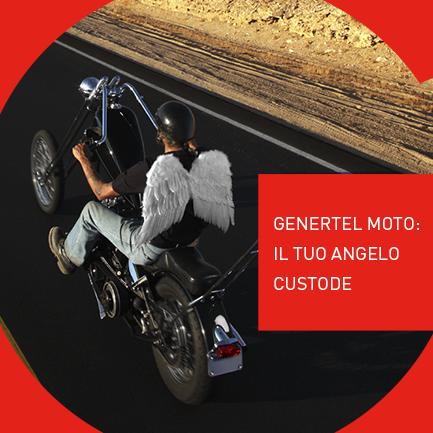 Andare in moto è un'emozione unica. Per gustarla a pieno basta affidarsi a Genertel. Scopri le nostre assicurazioni Moto>> http://bit.ly/a_moto