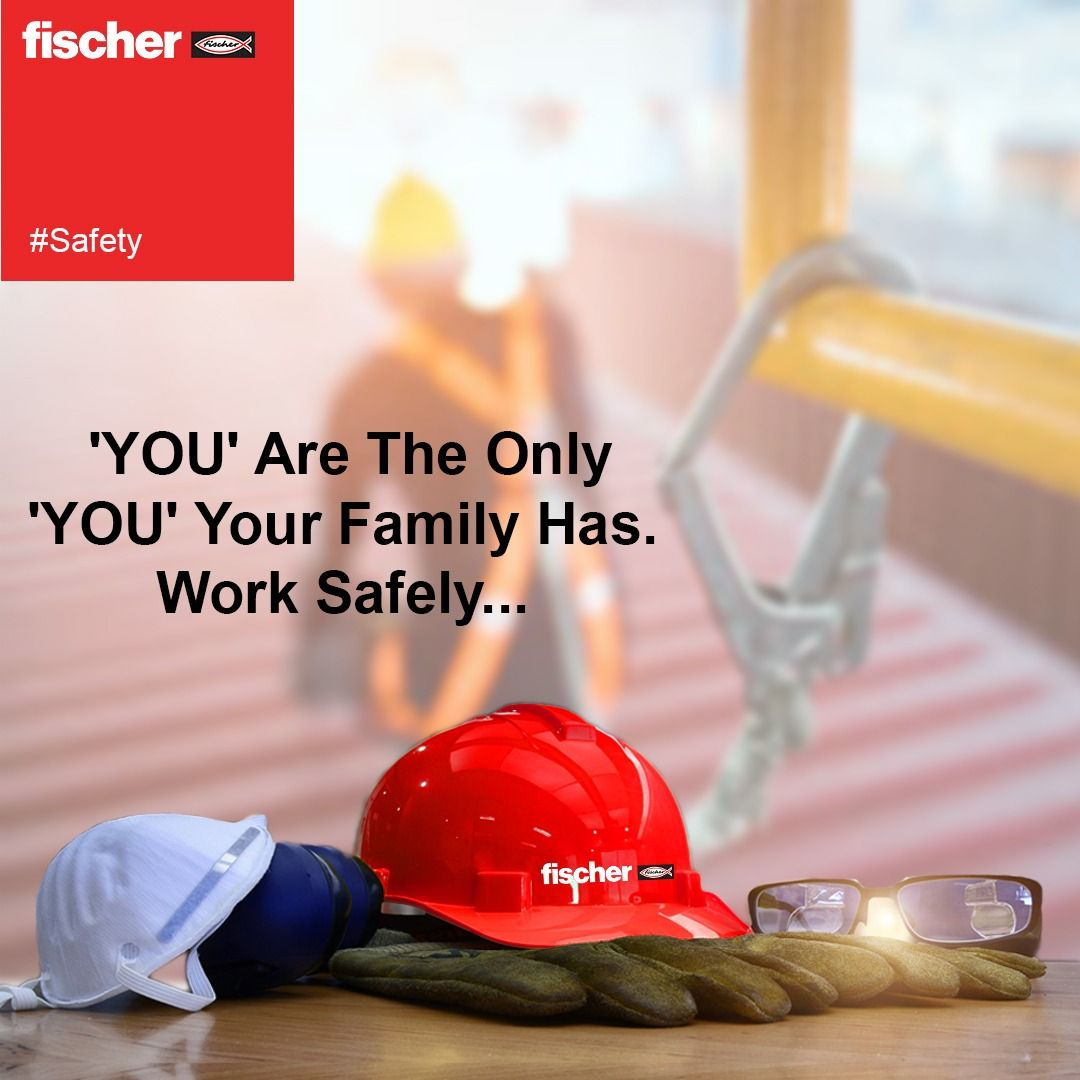 Be extra cautious and follow the safety norms to ensure