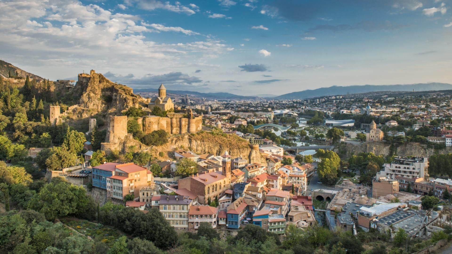 Tbilisi Is One Of Europe S Under The Radar Gems With A Beautiful Old Town Delicio Cool Places To Visit Solo Travel Destinations Best Solo Travel Destinations