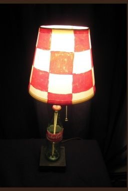 Fallout Nuka Cola Lamp In Paint Me A Perfect World Productions $50