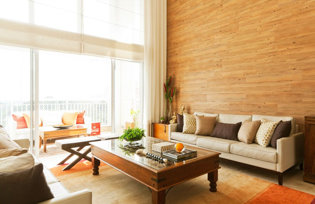 10 Ambientes Residenciais Com Piso Vinílico Home Pisos Vinilico Decoração