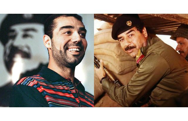 A short biography of saddam hussein