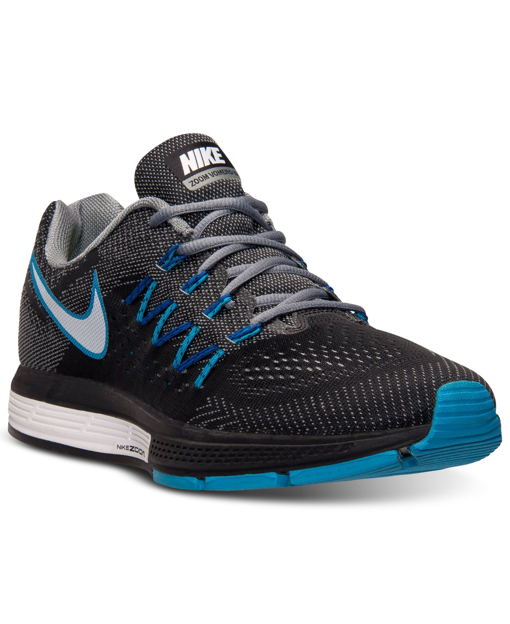 Memorizar Oh Sin valor  Nike Men's Air Zoom Vomero 10 Running Sneakers from Finish Line ...