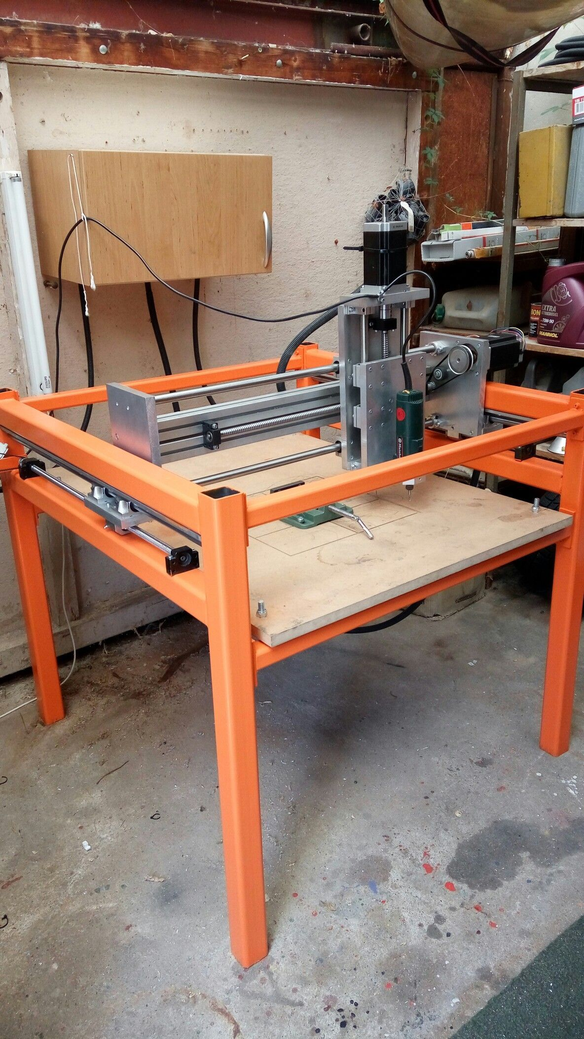 Pin by Richard Johnson on DIY projects Diy cnc router