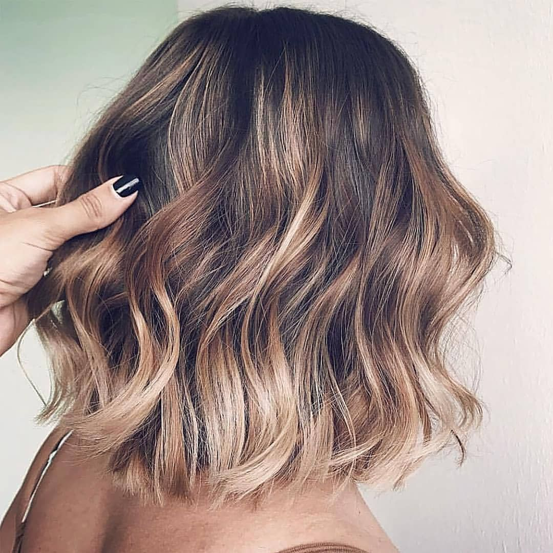 New Season New Look Who Dis Link In Our Bio For The Spring Hair Colours That Will Make You Want To Spring Hair Color Spring Hairstyles Short Hair Balayage