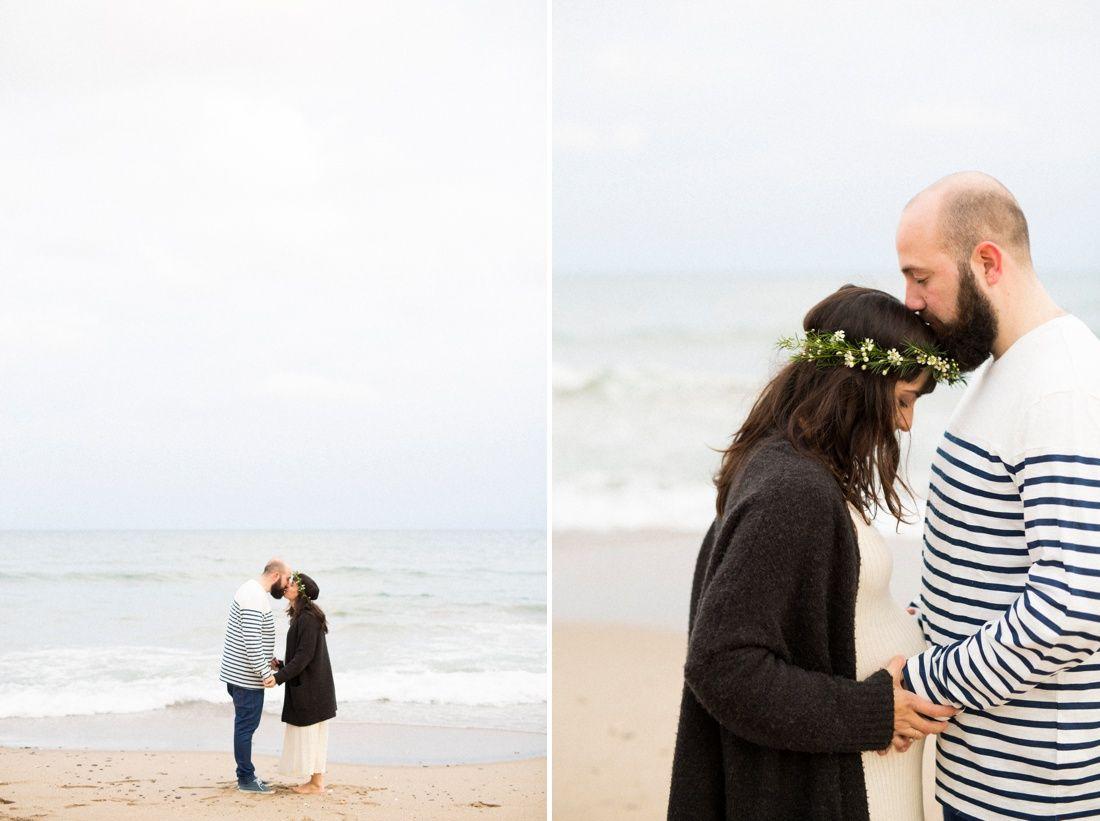 Mar & David | Embarazo | Les Casetes del Garraf | Lara López Photography