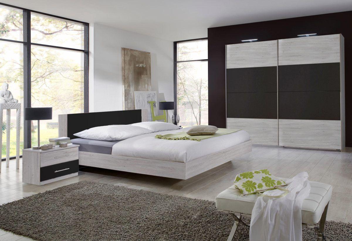 Wimex Schlafzimmer Set 4 Tlg Grau 160 200cm Wimex Jetzt