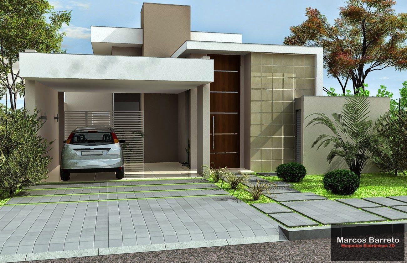 Site marcos barreto projetos arquitetônicos casas minimalistas