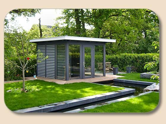 design outdoor sauna glas holz gartenhaus garten pinterest garten gartenhaus und haus. Black Bedroom Furniture Sets. Home Design Ideas