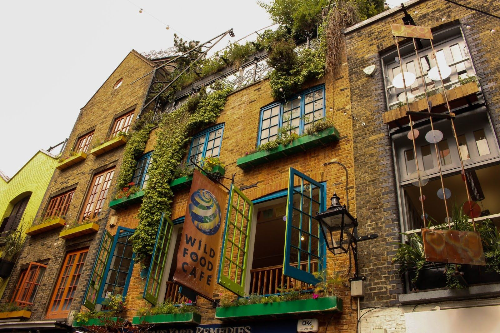 Neil\'s Yard, Covent Garden, London. By The Twins Wardrobe | The ...