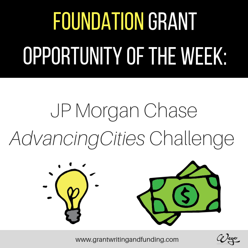 JP Morgan Chase announced a $500Million 5-Year initiative