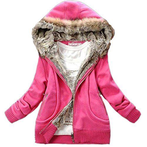 Jungbei Women's Fur Hoodies Sweater Plus Size Pink (5XL) Jungbei Jackets/Coats http://www.amazon.com/dp/B00NB5H70C/ref=cm_sw_r_pi_dp_AIXfub0XHTZ4P