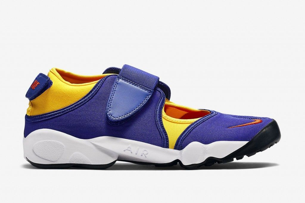 Release Date and Where to buy Nike Air Rift