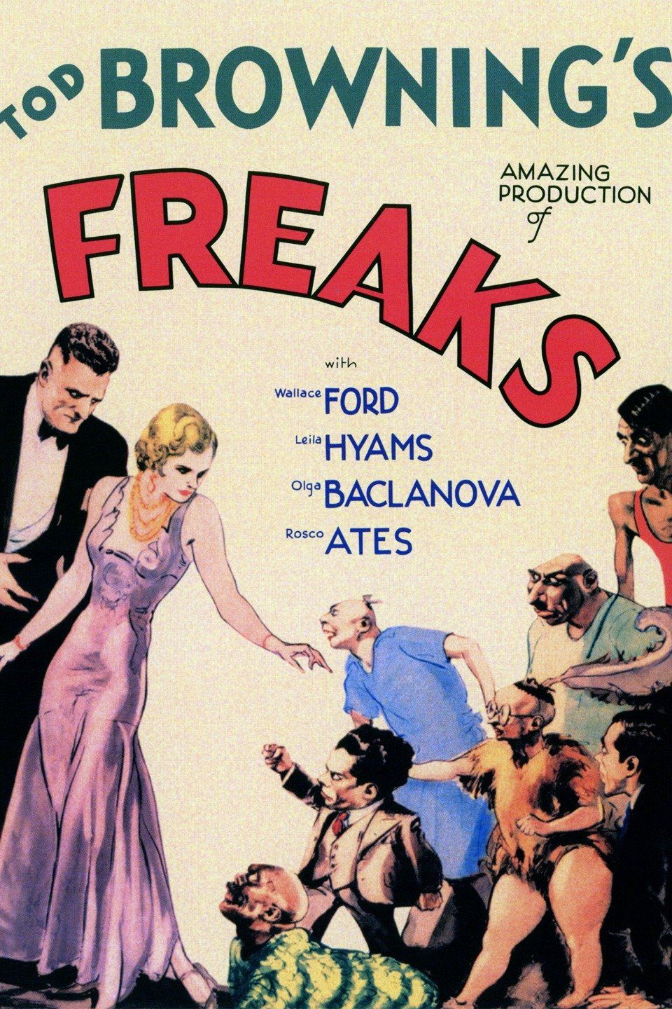 Freaks HD Q