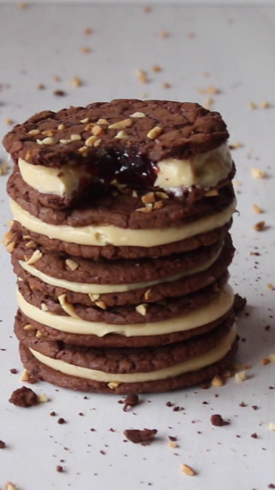 Brookies recipe tastemade with images cookie