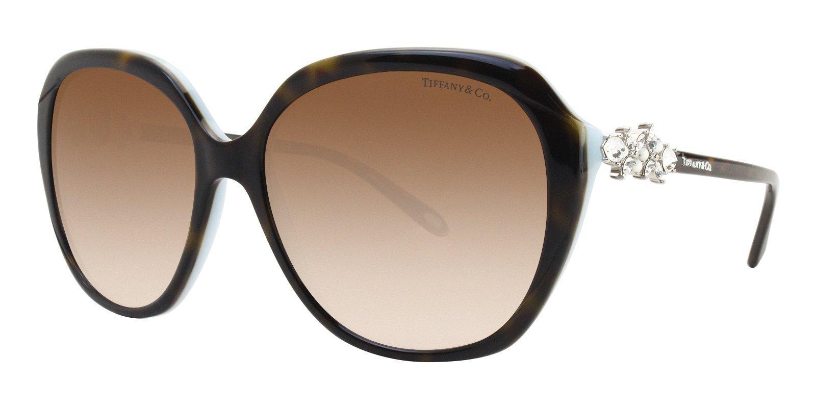 d718f1bcd82 Tiffany - TF4132-H-B Tortoise - Brown sunglasses