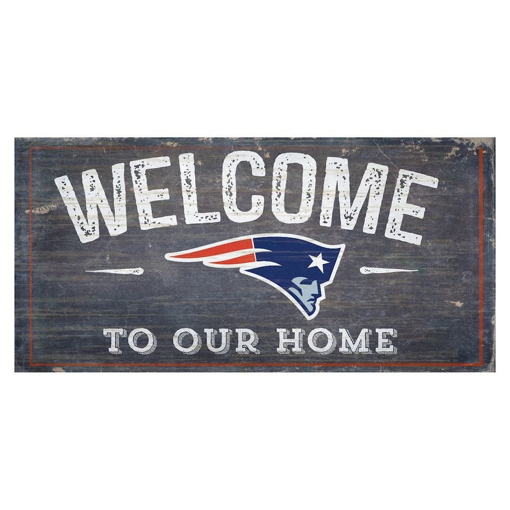 New England Patriots Distress Sign in 2020 New